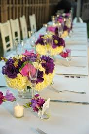 Orchid Decorations For Weddings Tv Host Vanessa Minnillo U0027s Glamorous Bridal Shower Inside Weddings