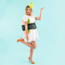 Halloween Tulle Fabric Dress Up Like Sushi For The Best Group Halloween Costume Ever
