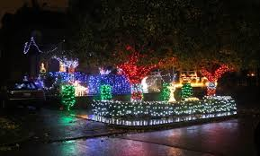 christmas spotlights west seattle west seattle christmas lights sightings