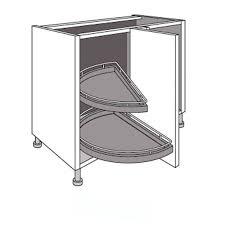 caisson d angle cuisine meuble bas angle élégant résultat supérieur 60 élégant caisson bas