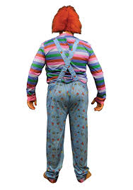 Toddler Chucky Costume Child Chucky Costume
