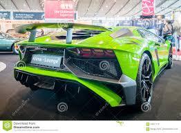 voiture de sport 2016 voiture de sport mi à moteur lamborghini aventador lp 750 4