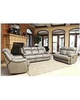 Leather Reclining Sofa And Loveseat Amazing Deal Terranova Top Grain Leather Reclining Sofa Loveseat