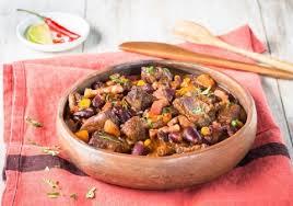 cuisiner boeuf bourguignon boeuf bourguignon à la mexicaine cookeo croquons la vie nestlé