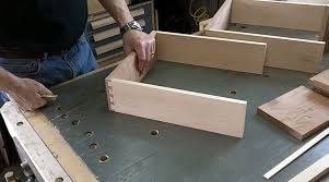 Build A End Table Plans by Cherry End Table Night Stand Drawers And Top Pt 3 Youtube