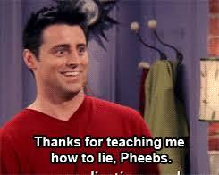 Joey Friends Meme - friends season 9 f r i e n d s phoebe buffay joey tribbiani