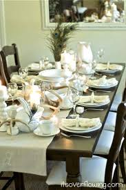 themed tablescapes nature themed thanksgiving tablescape itsoverflowing home for