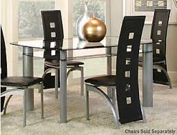 glass dining room table sets kitchen dining room tables furniture