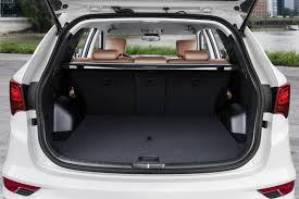 7 seater hyundai santa fe hyundai santa fe 2 2 crdi 7 seat 4wd review car review rac drive
