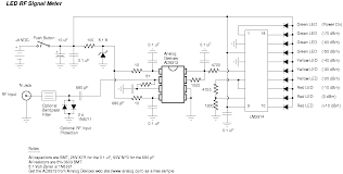 rf circuit schematics wiring diagram circuits schema electronic