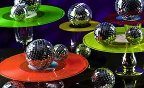 Ball Table Decorations Mini Disco Balls U2013 Mini Mirror Balls U2013 Table Decoration