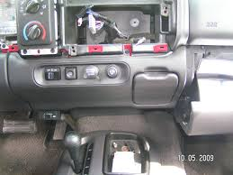 2000 dodge durango change radio replacement