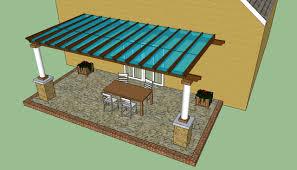 Modern Pergola Plans by Covered Pergolas Crafts Home