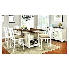 kitchen table with shelves agnudomain com