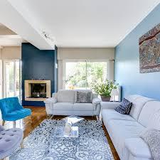 canap bleu ciel nouveau salon bleu ciel et blanc d coration salle des enfants fresh