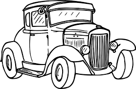 classic car coloring pages u2013 iamsamlove me