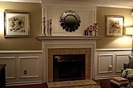 Livingroom Fireplace by Update Your Living Room With A Fireplace Makeover