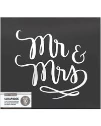 wedding photo albums for sale big deal on k co scrapbook 12x12 mr mrs wedding scrapbook
