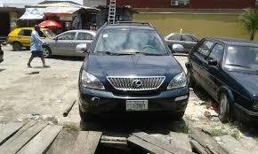 price of lexus rx 350 nairaland lexus rx 350 used 2006 07 leather 2 450m autos nigeria