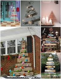 christmas trees from upcycled wooden pallets u2022 recyclart