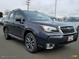 brown subaru forester 2017 dark gray metallic subaru forester 2 0xt touring 118385755