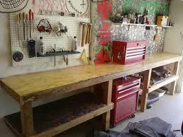 workbenches for garage u2014 garage decorations garage workbench