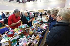 lots to see at lioness craft fair parksville qualicum beach news