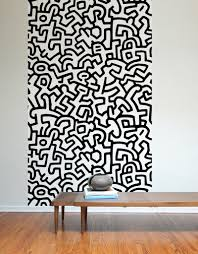 keith haring adhesive wall tiles stick on wall tiles blik keith haring pattern wall tiles