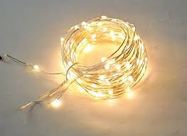 the original starry string lights warm white color led s on a