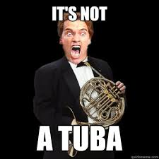 Tuba Memes - how do people make this mistake even when i didn t know all