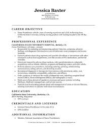 Entry Level Healthcare Administration Resume Examples by Nursing Resume Rn Resume Sample Resume For Nurses With Experience