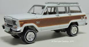 1969 jeep wagoneer two lane desktop johnny lightning 1981 jeep wagoneer