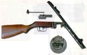 Ppsh 41 Modern Firearms Modern Firearms Encyclopedia Of Modern