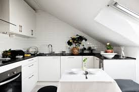 attic kitchen ideas cool attic kitchen design ideas