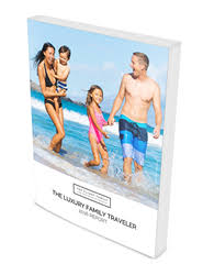 new survey looks at the travel habits of affluent families and their
