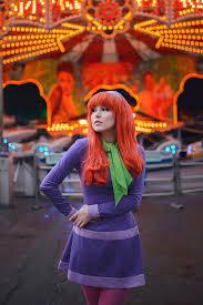 Daphne Scooby Doo Halloween Costume Daphne Blake Cosplay Kikolondon Cosplay Daphne