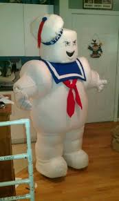 stay puft marshmallow costume a stay puft marshmallow costume for
