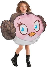 angry bird princess leia costume child angry birds kids