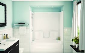 Bathtubs And Showers For Small Spaces Shower Compact Bathtub Showers For Elderly 18 Kohler Frameless
