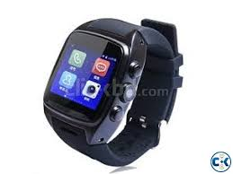 smart watches android x01 smart android waterproof clickbd