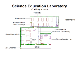 Laboratory Floor Plan Science Education Lab Princeton Plasma Physics Lab