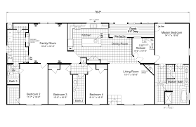 Palm Harbor Manufactured Home Floor Plans View The Pecan Valley V Extra Wide Floor Plan For A 2470 Sq Ft