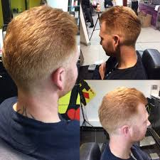 how to trim sides and back of hair cb 2 23 02 17 men s hair assessment blended in back and sides