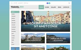 travel sites images Best wordpress themes for travel blogging sites jpg
