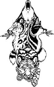 46 best otter tattoo outlines images on pinterest otter tattoo