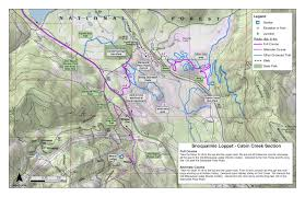 Mount Sac Map Snoqualmie Loppet Map Running In The Rain