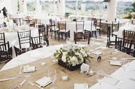 wedding tables wedding table runner ideas