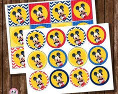 Mickey Mouse Center Pieces Come Inside It U0027s Fun Inside Sign Mickey Mouse Instant Birthday