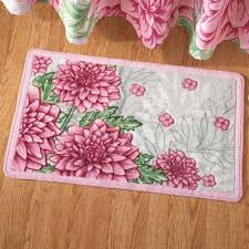 Flower Bath Rug 91 Best Beautiful Bathroom Images On Pinterest Chrysanthemums