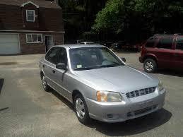 2002 hyundai accent sedan 2002 hyundai accent gl 4dr sedan in westfield ma charm auto